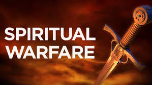 spiritual warfare sword