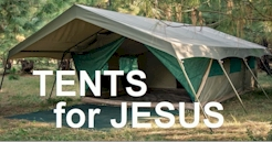 tents for jesus